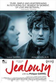 La jalousie Poster