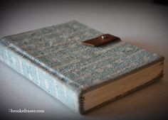 delightful looking journal. and it's almost time for a new one. :)