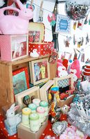 Stallholders - Arts, Crafts and Antiques - Treacle Market Macclesfield