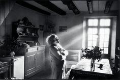 Raymond Depardon, Madeleine Lacombe, Série Paysans, 1987.