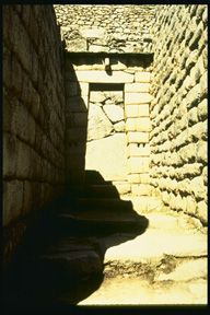 Inti   Inti was considered the Sun god and the ancestor of the Incas. Inca people were living in South America in the ancient Peru. In the remains of the city of Machu Picchu, it is possible to see a shadow clock which describes the course of the Sun personified by Inti.