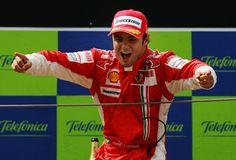 "Pódio com Schumi, ""quase título"" e mola: dias marcantes de Massa na F1 #globoesporte"