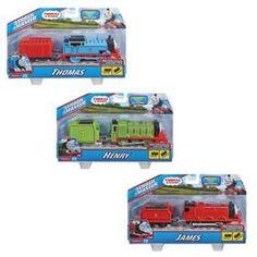 Fisher-Price Thomas & Friends TrackMaster Motorised Engine -  $17 Assorted