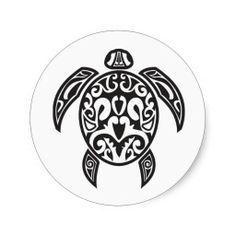 Maori Stickers, Maori Sticker Designs
