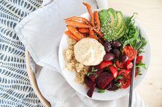 Samlade veganska middagsrecept
