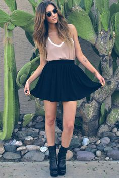 """Amanda from """"One of Each"""" in UO's top #urbanoutfitters @Amanda Shoemaker"""