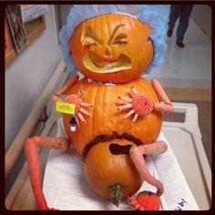 PUMPKIN GIVING BIRTH   pumpkin giving birth   Tumblr   Kicks and giggles