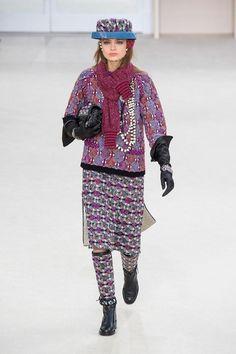Коллекция Chanel осень-зима 2016-2017 (90 фото)