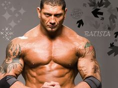 Six-time world champion wrestler Dave Batista exercises and eats for strength and efficiency. Batista, also known as The Animal, made a reputation as a bodybuilder before joining World Wrestling Entertainment -- WWE. Batista achieved an