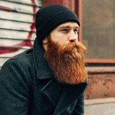 Long Beard Viking Beard Styles, Long Beard Styles, Beard Styles For Men, Hair And Beard Styles, Red Beard, Ginger Beard, Full Beard, Bart Tattoo, Sexy Bart