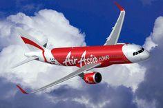 Airbus : 100  A320 supplémentaires  pour Air Asia