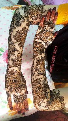 Khafif Mehndi Design, Mehndi Designs Feet, Latest Bridal Mehndi Designs, Full Hand Mehndi Designs, Henna Art Designs, Mehndi Designs 2018, Modern Mehndi Designs, Mehndi Designs For Girls, Mehndi Design Photos
