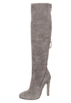 Mai Piu Senza Over-the-knee boots - taupin