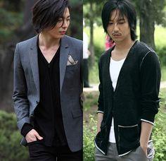 Kim Jae Wook & Kim Nam Gil for Bad Guy
