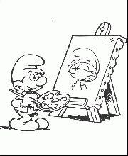 strumfii Charlie Brown, Smurfs, Coloring Pages, Comics, Prints, Fictional Characters, Cartoons, Children Pictures, Explore