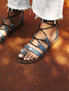 FashionMe Gladiátor szandál – fashionme.hu