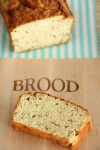 Dit heerlijke brood is naast glutenvrij (en Paleo proof) ook nog eens ontzettend lekker! Hij stond vorig w…