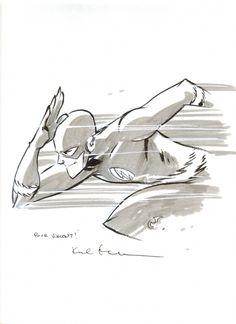 The Flash by Karl Kerschl