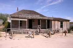 Langtry TX - Jersey Lilly Saloon, Judge Roy Bean's place of history