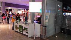 Aqui es donde Estamos!!! En el Centro Comercial Plaza Bahia a un lado de CINECITE