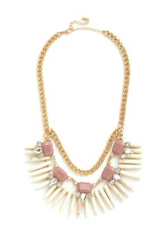 Love the ModCloth Glitz It Up Necklace on Wantering | $24 | sale price | Boxing Week for Him | mens necklace | mens style | mens fashion | wantering http://www.wantering.com/womens-clothing-item/glitz-it-up-necklace/ag8ua/