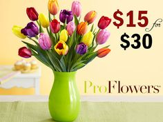 proflowers and coupon code
