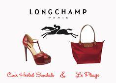 LONGCHAMP...  Can You Say Christmas!!!!!!