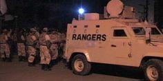 Seven #terrorists killed in #Rangers operation in Karachi