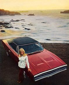 Dodge Charger, 1970.