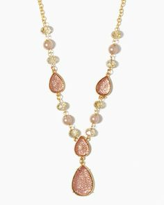 Isa Caviar Necklace | Necklaces | charming charlie
