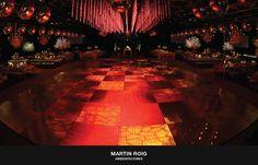 :: Casamiento : Martín Roig ambientaciones :  Hilton Buenos Aires ::