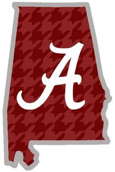 Alabama! To make necklace