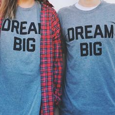 Dream Big #bteam #BUonYou