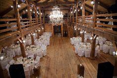 Boston Barn Chic Wedding In Massachusetts