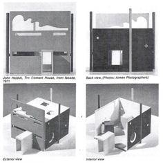 John Hejduk: Element House