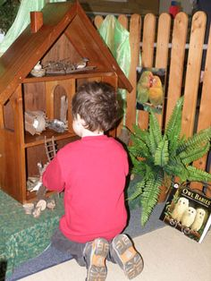 Irresistible Ideas for play based learning » Blog Archive » ringwood uniting kindergarten