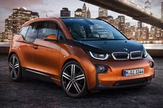 BMW today introduced the all-new BMW electric car, constructed in a revolutionary way from next-generation materials. The BMW will go on sale Bmw I3, Diesel, Honda, Bmw Dealership, Used Engines, Rear Wheel Drive, Electric Cars, Electric Vehicle, Fuel Economy