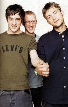 Graham, Damon and Dave.