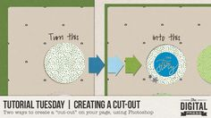 Tutorial Tuesday | Creating a Cut-Out | The Digital Press