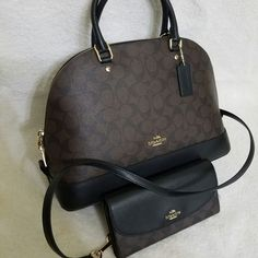 2 pc.COACH bag f37233 kelsey AND/OR wallet f54022 chose woman gift NEW mrsp $645