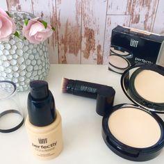 fond de teint et poudre Unt Cosmetics pour peau claire - %%type%% %%cat%% par beautyblondetest
