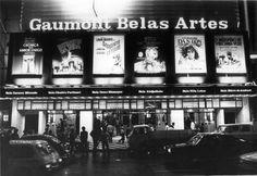Joveci Freitas/Estadão - Cine Belas Artes, na Consolação com avenida Paulista,um dos mais antigos cinemas de São Pauloem foto de 1985