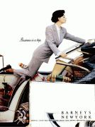 Barney's New York - The Campaign Archive - the Fashion Spot Short Hills, I Want To Work, Linda Evangelista, Barneys New York, Elegant Woman, Business Women, Denim, Model, Beauty