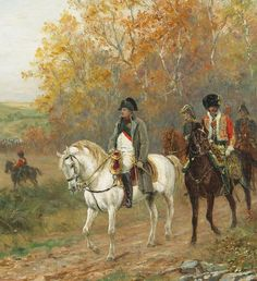 Raymond Desvarreux-Larpenteur (French Napoleon and his generals in the field 12 x x Military Art, Military History, First French Empire, Etat Major, War Film, French History, Film Inspiration, French Army, Napoleonic Wars