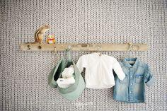 #kinderkamer #babykamer #kapstok #behang #kids #nursery | blog-spaghettiii-12