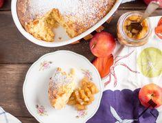 [Family Sunday] Reisauflauf mit Apfelkompott
