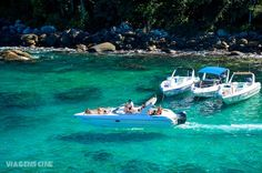 O que fazer em Ilha Grande: Roteiro Dia a Dia Trekking, Road Trip, Boat, Beaches, Nightlife, Big Island, Boating, Places To Travel, Tourism