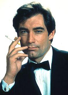 Timothy Dalton as Ian Fleming's James Bond 007