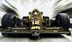 Lotus 1986 - Ayrton Senna