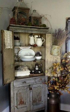 Nice old cabinet